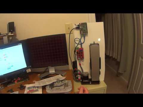 DIY SLA DLP printer
