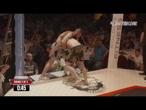 Made 4 The Cage 21 - Supremacy - Lee Campbell VS Davie McLaughlin