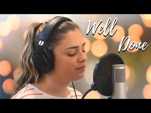 """Tribute To My Grandma - """"Well Done"""" By The Afters(cover)"""