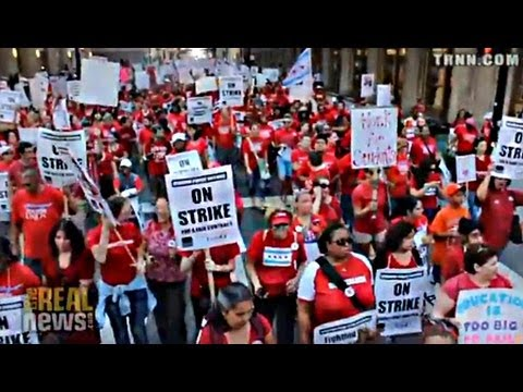 Chicago Teachers Strike Rooted in Community Struggle