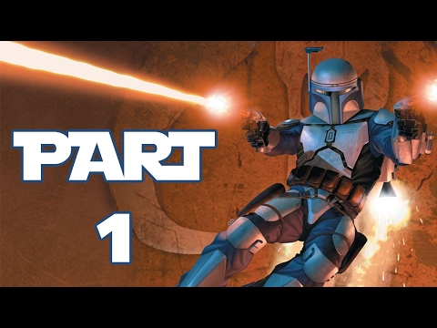 Star Wars Bounty Hunter (PS4) - Let's Play - Part 1 -