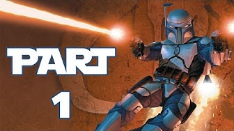 "Star Wars Bounty Hunter (PS4) - Let's Play - Part 1 - ""Dead Or Alive, Meeko"" 