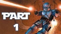 "Star Wars Bounty Hunter (PS4) - Let's Play - Part 1 - ""Dead Or Alive, Meeko"" | DanQ8000"
