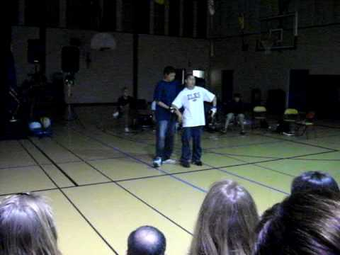 Charlie nd thomas (TalentShow @ Ontario Middle School)