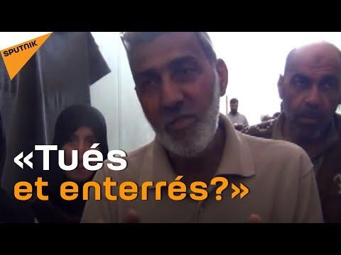 Un habitant de la Ghouta dénonce les mensonges des médias mainstream