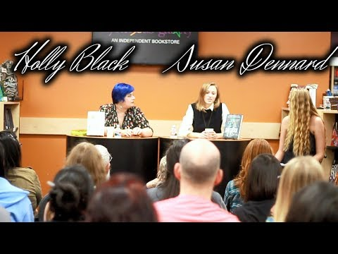 Moderating Holly Black & Susan Dennard | Mysterious Galaxy Bookstore