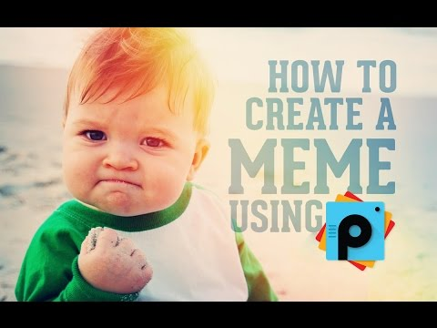 How To Create Memes In Mobile | Easy Step By Step