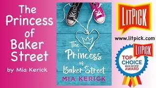 The Princess of Baker Street by Mia Kerick Video Book Review