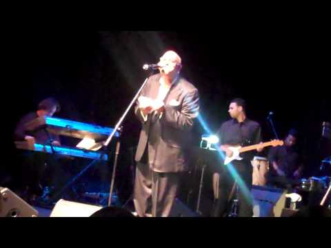 "Phil Perry Sings ""If Only You Knew"" LIVE at the BB JAZZ EVENT"