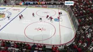 PC hockey gaming revolution 2015: NHL04 Rebuilt with all new features