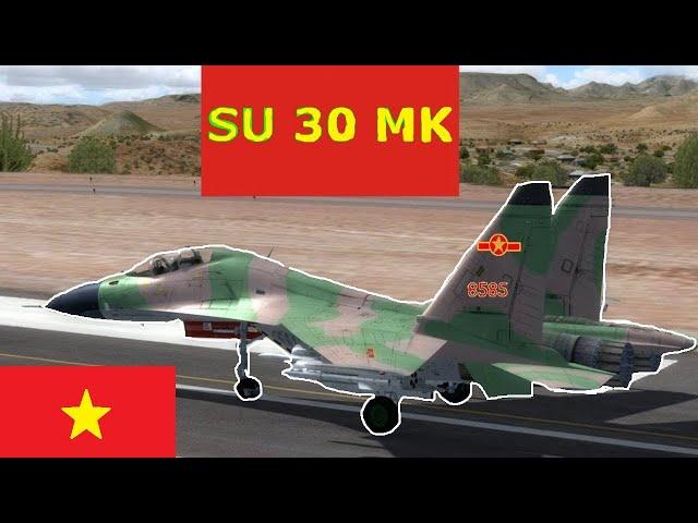 Su 30 MK2 Việt Nam và ý nghĩa của chữ MK