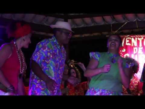 Coco Raízes de Arco verde e Maracatu Ventos de Ouro - Andrelina