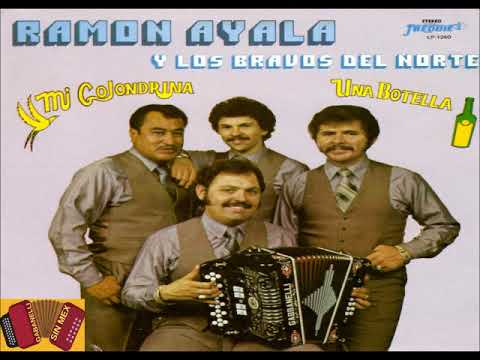 RAMON AYALA Y LOS BRAVOS DEL NORTE UNA BOTELLA 2