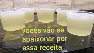 VOCÊS VÃO SE APAIXONAR POR ESSA RECEITA COM 4 INGREDIENTES