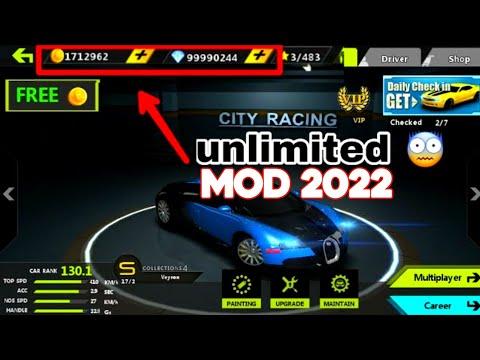 City Racing 3d Mod Apk Download Youtube