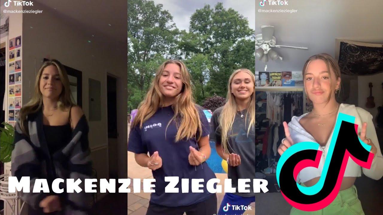 Mackenzie Ziegler Tik Tok Compilation