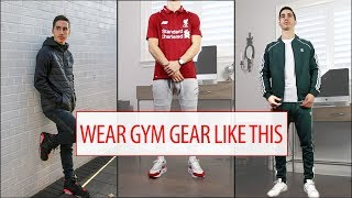 HOW TO STYLE - Athleisure for Men in 2019 thumbnail