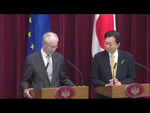 EU-Japan Summit  extract of press conference