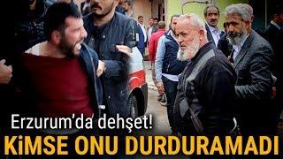 Erzurum'da İki Grup Arasında Bıçaklı Kavga: 7 Yaralı