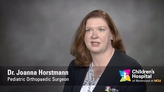 Meet dr. joanna horstmann: orthopaedic surgeon