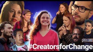 MON TOUR DU MONDE DES BLAGUES - #CreatorsforChange