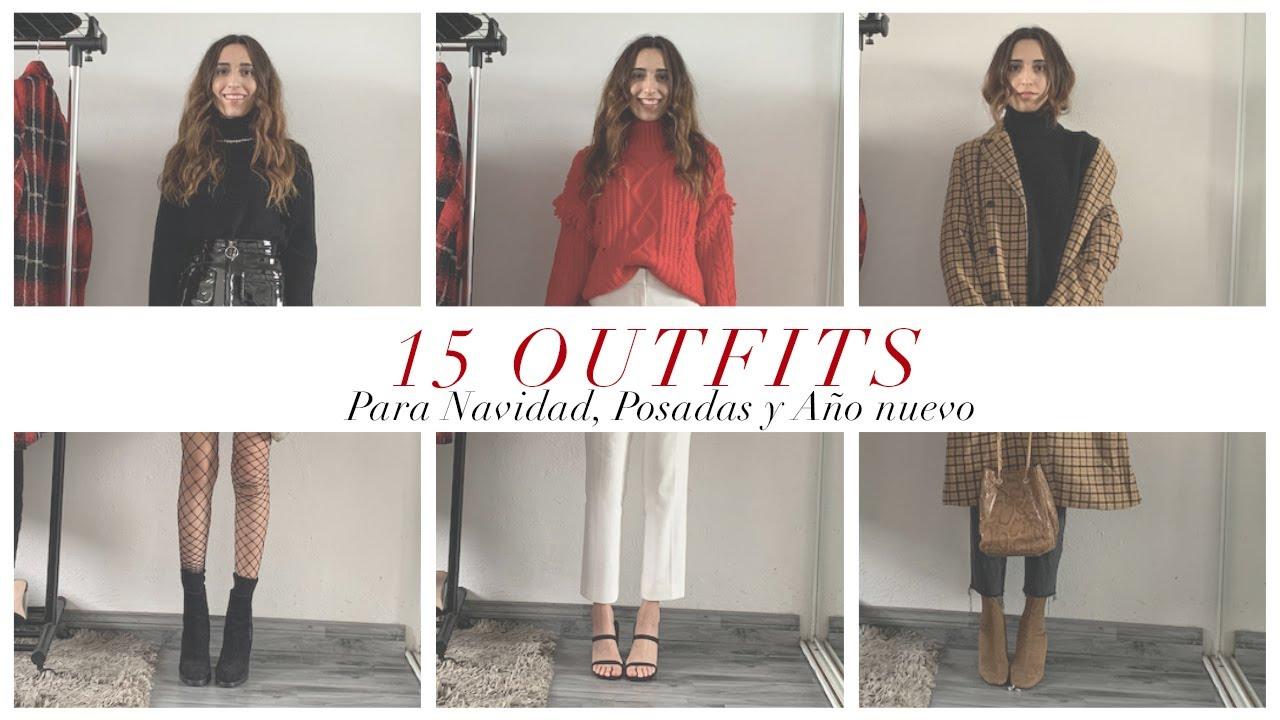15 Outfits para Navidad, Año Nuevo y posadas | Blogger Mexicana
