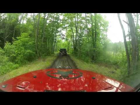 Jeep Moraine Trail Ride