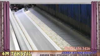 4M Tekstil Zebra Kumaş İmalatı