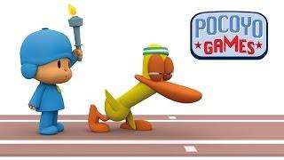 Pocoyo Games - Track & Field