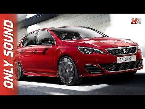 STRADE DA LEONI - PEUGEOT 308 GTI - BOBBIO - PASSO PENICE - TEST DRIVE ONLY SOUND