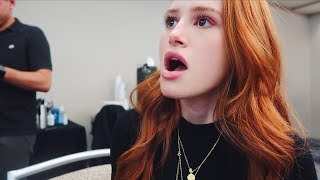 the time i almost didn't make it out of Dallas | Madelaine Petsch
