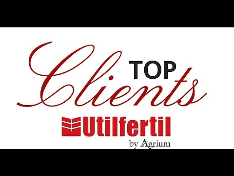 Utilfertil by Agrium - TOP CLIENTS 2016
