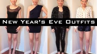 New Year's Eve Party Outfit Style Lookbook Thumbnail