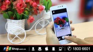 """FPT Shop - Đập hộp - Gionee Ctrl V4S : Smartphone """"giá rẻ"""", tính năng cao cấp"""