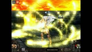 Etherlords 2 - Final boss