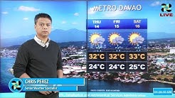 Public Weather Forecast Issued at 4:00 AM February 13, 2019