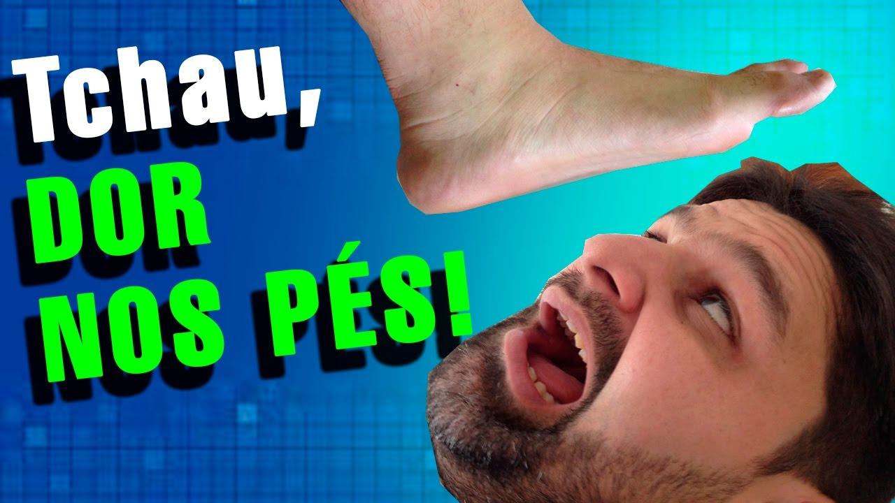 pele dura nos pés causa dormência