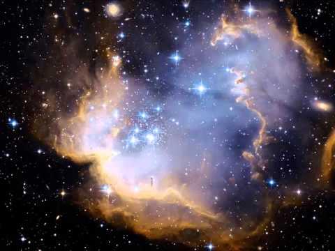 Celestial White Noise - White Noise Outer Space (8 hours) - Relaxing Music, Sleep Better