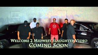 "Midwest Slaughterhouse - Behind the Scenes of ""Welcome 2 Midwest Slaughter"""