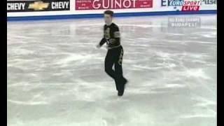 2004 чемпионат европы Брайан Жубер SP без оценок