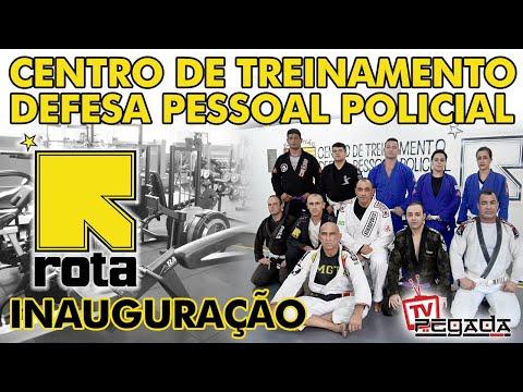 ROTA - Centro de Treinamento de Defesa Pessoal Policial