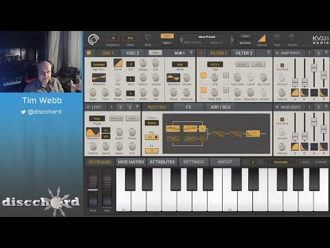 Let's Play with SynthMaster One