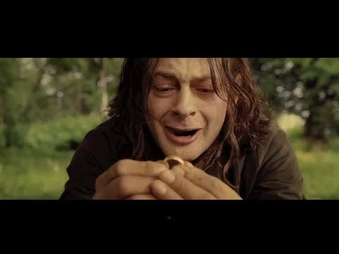 Smeagol transforms into Gollum Montage (with Wes Anderson music)