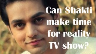 Will Shakti Arora find time to rehearse for his dance reality show? - BT