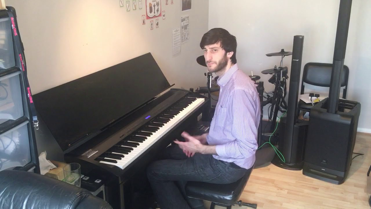 Stage pianist review of Bose L1 Compact vs JBL EON ONE