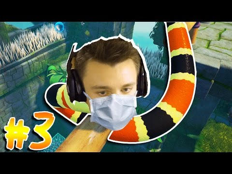 I AM A SSSICK SNAKE (Snake Pass Part 3)