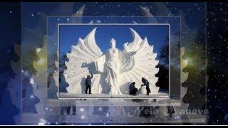 Самая красивая Cнежная сказка Скульптуры из снега