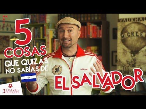 ¿ES PELIGROSO VIAJAR A EL SALVADOR?  - 5 cosas que quizás no sabías de El Salvador