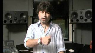 kailash kher sharing his hausla buland experience