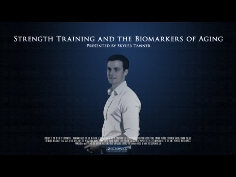 Strength Training & The Biomarkers of Aging | Skyler Tanner